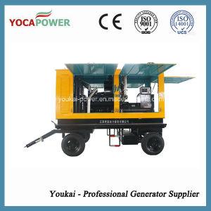 elektrischer mobiler Diesel-Generator des Schlussteil-250kVA