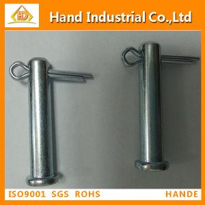 ステンレス鋼の円形のヘッドメートルUリンクピン