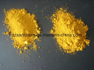 Het rode Gele Zwarte Poeder van het Pigment met het Goede Oxyde van het Ijzer van de Prijs
