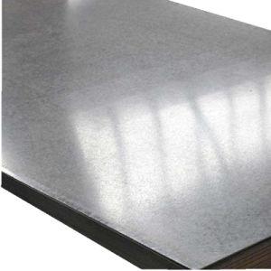 Lamiera di acciaio galvanizzata Dx51d del materiale da costruzione SPCC per tetto
