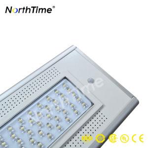 indicatore luminoso di via solare astuto di 40W LED con il comitato solare