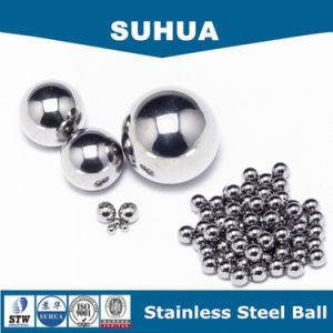 Coche de juguete de piezas de la rueda de 2,0 mm-30mm Bola de acero inoxidable sólido