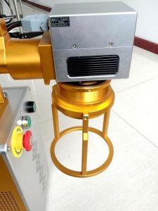 Fibra de pequeño volumen de la máquina de marcado por láser