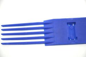 Transfert en plastique de la plaque de doigt (Har900)