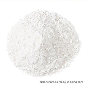 La industria Alimentación/GRADO grado Grado/cerámica de óxido de zinc de ZnO pigmento en polvo blanco