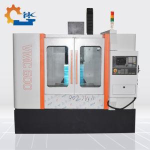 A China a alta precisão3 Eixo 4 Eixo Vertical CNC fresadora 5 Preço do Eixo
