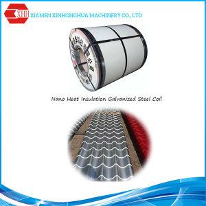 Strato d'acciaio galvanizzato del tetto laminato a freddo bobina d'acciaio