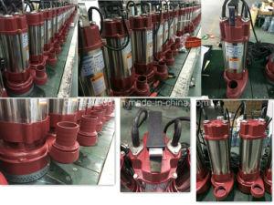 V750 Bomba de agua sumergible, el agua sucia, la bomba sumergible de aguas residuales bomba de agua