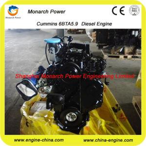 Construction Machine (Cummins 6BT5.9-C120)를 위한 Cummins Diesel Engine