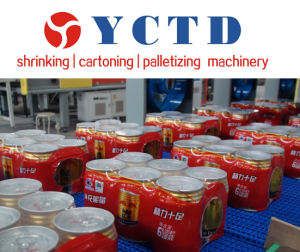 オレンジジュースの自動収縮のパッキング機械(北京YCTD)