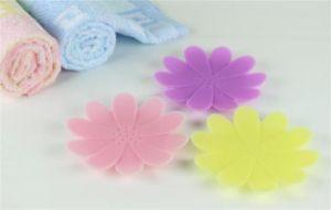 Установите противоскользящие формы цветов подарок для продвижения силиконовый коврик Soap мыло блюдо