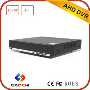USB DVR del CCTV Hybird X Media Fine 4CH di P2p 2MP