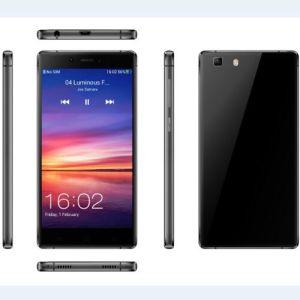 De hete 4G Mobiele octa-Kern van Telefoon 5  Androïde 6.0 Lte Androïde 6.0 door OEM Vervaardiging