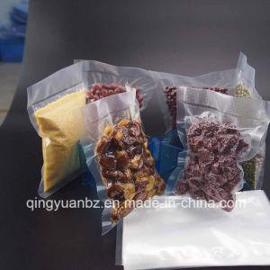 Bolsa de plástico promoción el envasado al vacío para la salchicha de pollo mariscos congelados