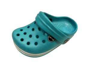Comforteble Fashion Kids EVA Boucher Garden Lak Chaussures bleu 20247