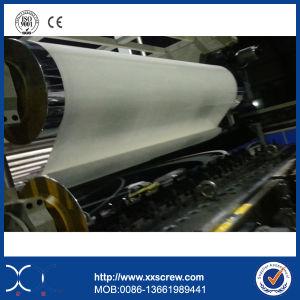 La conception de collecte de feuille de plastique PMMA extrudeuse