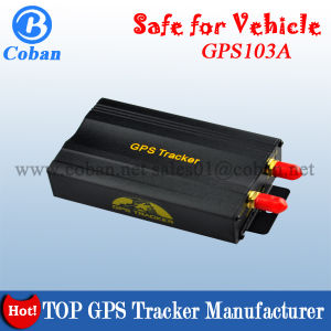 nach Südamerika Venezuela durch DHL/FedEx GPS Tracker Tk103 Car u. Truck GPS Support Vehicle Alarm System G/M Tracker