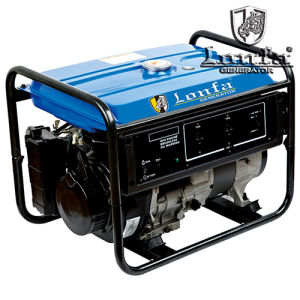 Precio de 2.5kVA 6.5HP YAMAHA generador de gasolina con Ce Soncap