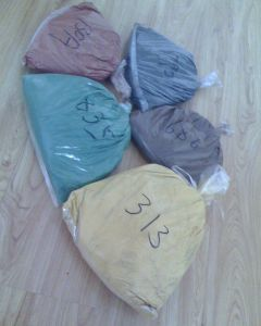 Het Oxyde van het ijzer Geel voor Pigment