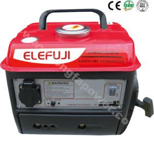650W pequeño generador de gasolina de 950