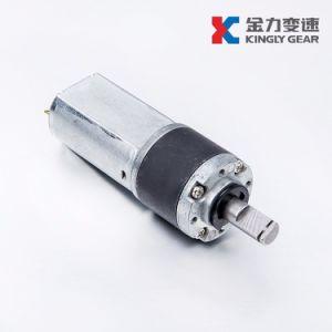 12V DC Motor Eléctrico Motor de Accionamiento planetario con Reductor