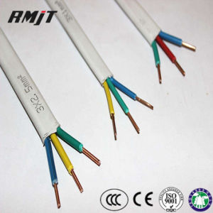 1,5Mm2, 2,5mm2, 4,0mm2 Condutor de cobre do fio elétrico Insualted PVC