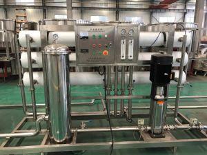 60t/H de automatische Gezuiverde Lopende band van de Behandeling van het Water Volledige