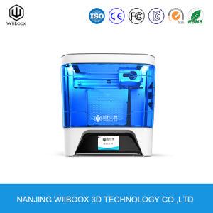 Wiiboox zwei nivellierender DIY pädagogischer Maschinen-Tischplattenselbstdrucker 3D des Drucken-3D