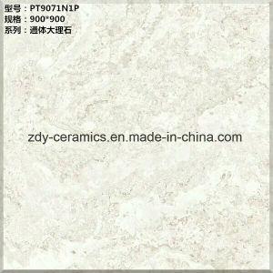 熱い建築材料自然で完全なボディ大理石の床タイル