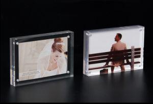 倍はアクリル映像の写真フレーム磁石によって味方した