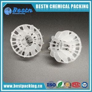Het plastic Gebied van de Bal van de multi-Oppervlakte Holle Witte Plastic Holle