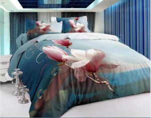 3D dispersar Imprimir 100% de poliéster de retalhos cobrir roupa de cama e edredão definido