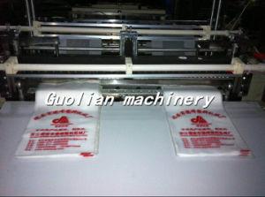 Hitte - verzegelende Koude Scherpe Automatische Plastic Zak die Machine maken