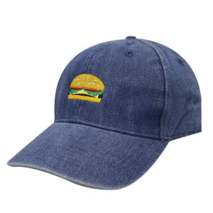Banheira de venda de moda de alta qualidade à promoção do desporto Dom Publicidade Sarjado Algodão Bordados Impressão chapéu de beisebol da Sun Cap
