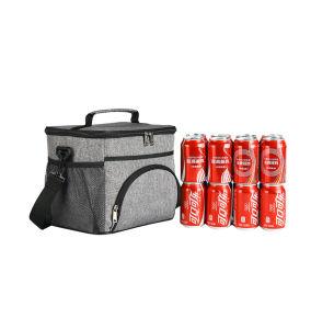 Il pranzo personale cattura il sacchetto alla moda fuori isolato del pranzo