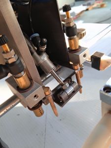 آليّة [جفت بوإكس] صلبة صندوق غلاف صلب يجعل آلة ([سل-550])
