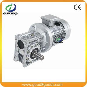 Gphq Nmrv25 벌레 속도 변속기 모터 0.09kw