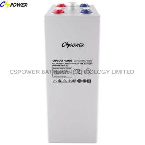 2V ZonneBatterij van de Batterij van de Batterij SMF van het Gel Opzv van 1200ah de Tubulaire