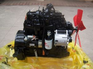 道ローラーのためのディーゼル機関4BTA3.9-C110を設計するCummins Bシリーズ