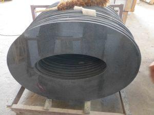 Il granito Polished grigio/bianco/rosso di G603/G654/682/G439/G655/G562/fiammeggiato/smerigliatrice la lastra per le mattonelle di pavimentazione/scale/controsoffitto