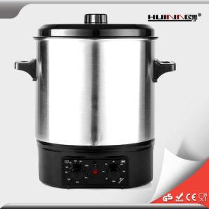 新しい27Lデジタル制御のステンレス鋼の自動電気維持の炊事道具