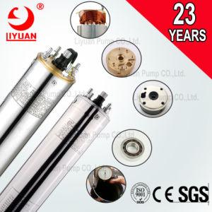 Sumergibles de pozo profundo bombas de agua automático con SGS aprobado CE