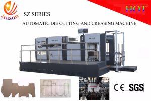 Автоматическая и ручная коррекция печатаются в салоне машины Die-Cutter Sz1200
