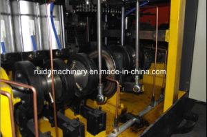 Mecanismo de formación de vasos de papel