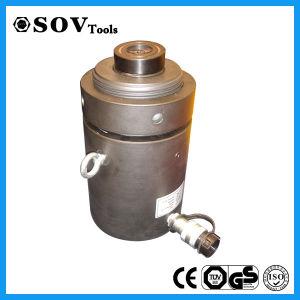 Porca de bloqueio do óleo hidráulico nos cilindros de elevação muito tempo