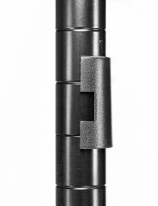 سوداء ثقيل - واجب رسم فولاذ مرأب سلس ينضّد 4 رصيف صخري تخزين من وحدة منظّم