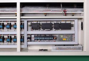 SMTの10の熱するゾーンの無鉛退潮はんだ付けする機械