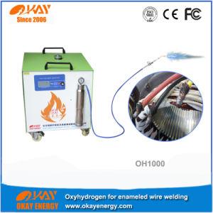 Máquinas de soldadura de gas de hidrógeno de Oxy