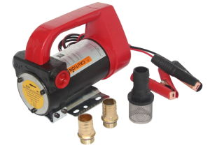 Постоянного тока насоса подачи масла для строителей с 12V/24V (YB70-A)