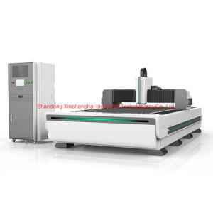 máquina de corte de fibra a laser CNC para o alumínio, Folha de aço carbono